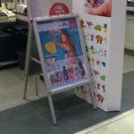 A bord sendvic tabla klik profil 32mm slika na ulici