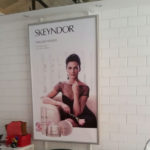 Aluminijumski klik klak ram za postere, profil 32mm, slika na zidu