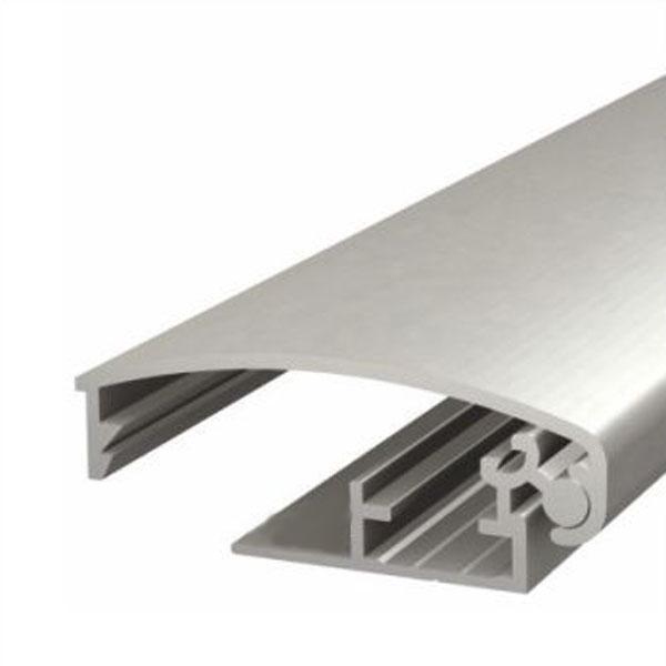 Aluminijumski klik klak ramovi za postere, profil 44mm, slika profila